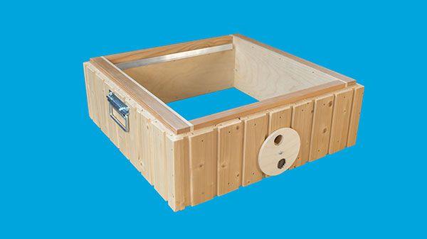 Östervåla-kupan Extra låda, HLS