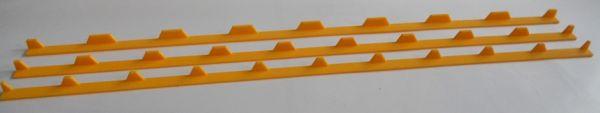 BeeBox Plastlist för ramavstånd, 9 ramar