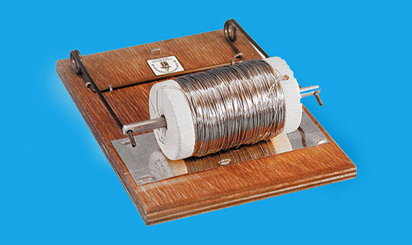 Reel stand for wire