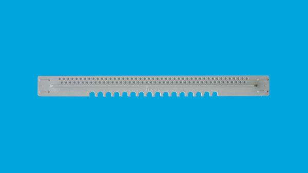 Flusterförminskare PVC
