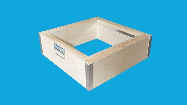 Töreboda-beehive Extra box, Svea