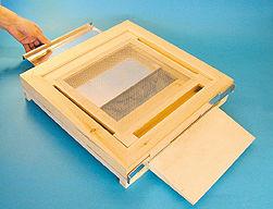 Varroabotten, lik 13-09, 455x455 mm
