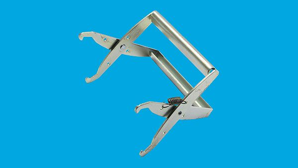 Honeycomb tongs, stronger model
