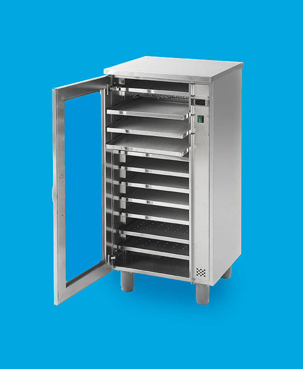 Pollen drying and heating cabinet*