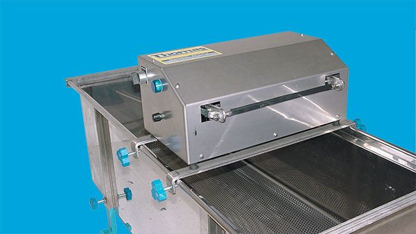 THOMAS Uncapping machine for Tetra Plus