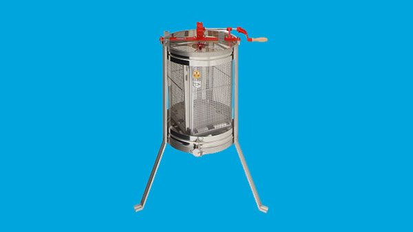 4-frames stainless manual extractor