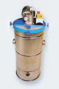 Honungsrörare, 500 kg*