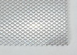 Sträckmetall av aluminium