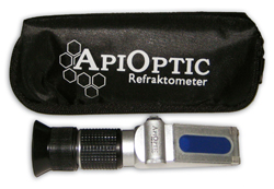 ApiOptik refraktometer med ljus