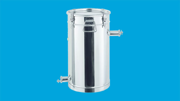 CFM stainless floating strainer