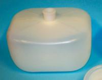 Foderballong av plast, 4 l