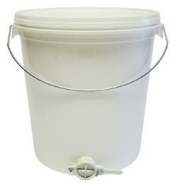 Honungskärl med grepe, 45 kg, 30 liter