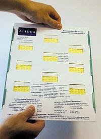 Apidea, formic acid applicator