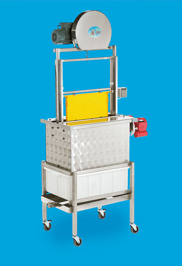Uncapping machine, stainless*