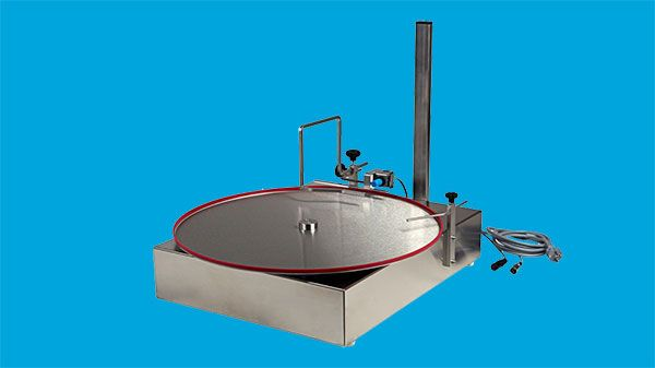 Only turntable, table model, ø 65 cm*