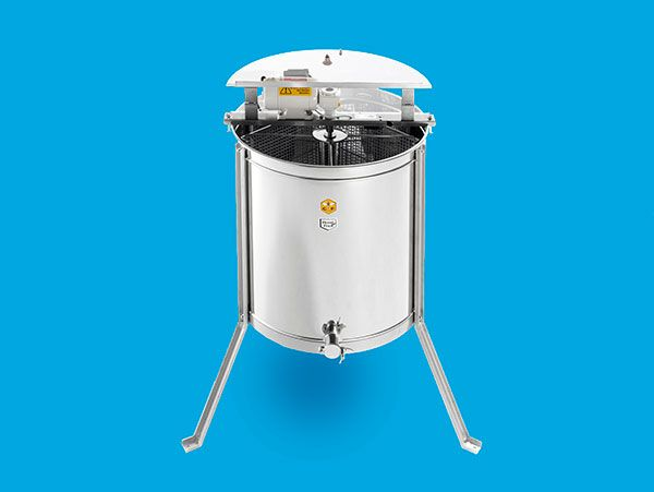 CFM-Extractor, 4 frames, stainless with engine