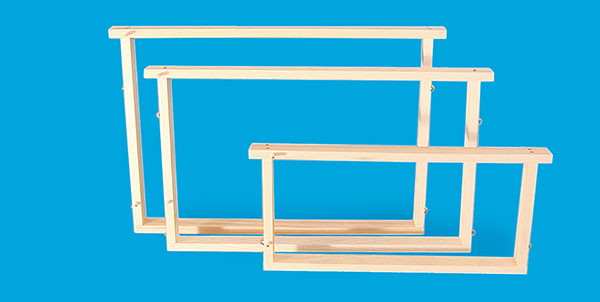 Frames, Halfsvea 10 pieces