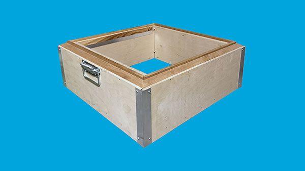Skälderhus-kupan Extra låda, HLS