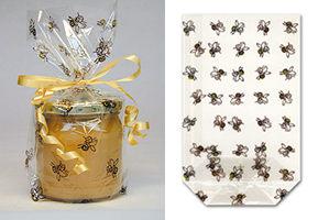 Presentpåse med bin