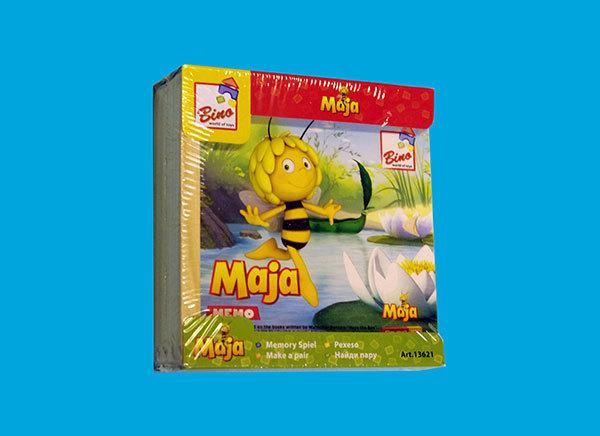 Maja the bee memory
