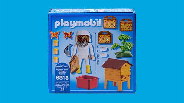 Playmobil beekeeping