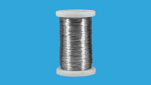 Stainless wire, 0.25 kilo