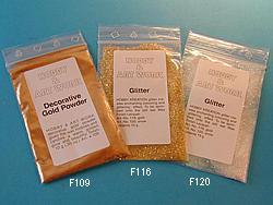 Glitter gold, 15 g