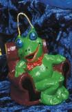 Frog relief