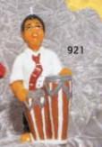 Musiker, bongotrumma
