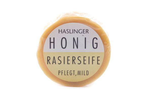 Shaving soap honey
