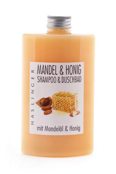 Mandel och honung