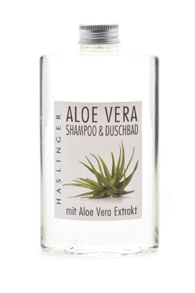 Aloe Vera Shampoo & Shower soap Alessa