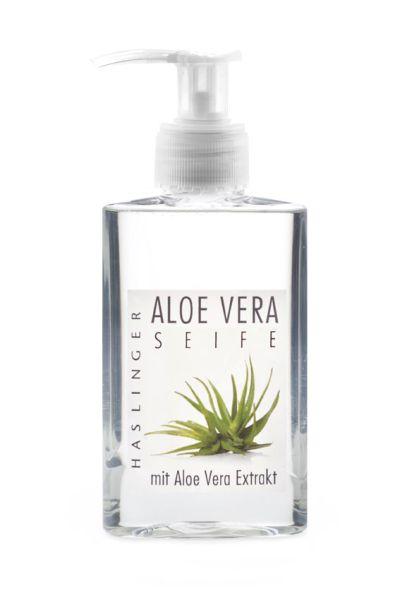 Aloe Vera liquid soap Alessa pump bottle