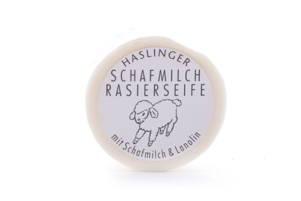 Shaving soap sheep milk