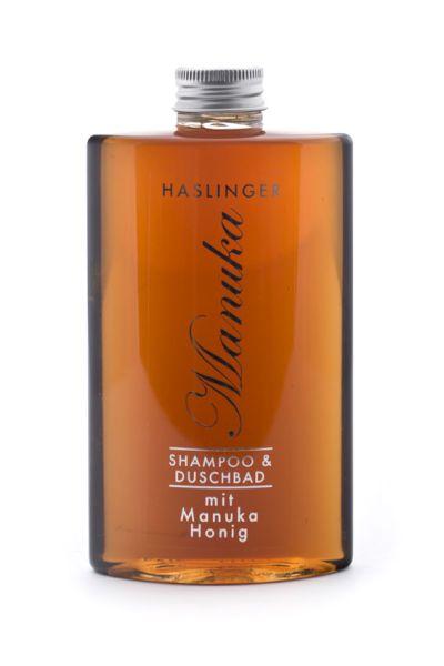 Schampo och duschbad med Manuka-honung