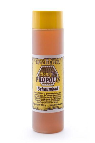 Honungsbadskum med propolis