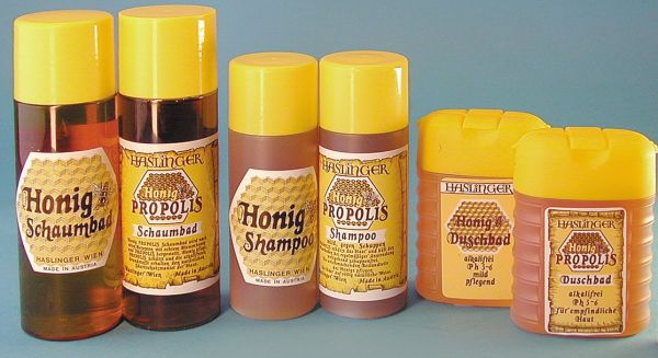 Haslinger Honey products