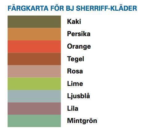BJ Sherriff Overall