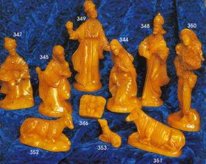Candle mould Josef